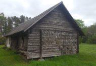 Veel praegugi võib näha Hansu laastunäidiseid Vihiküla poe vastas oleva aida seinal