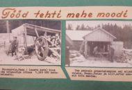 """Suure-Jaani Metsamajandi seinaleht """"Roheline Kuld"""" Nr.14 27.detsember 1963"""